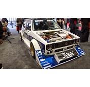 VW Golf MK 1 By Forged Motorsports Crazy Pikes Peak Body