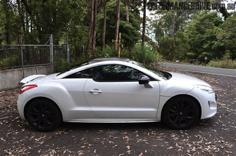 peugeot 2012 for sale 2012 peugeot rcz