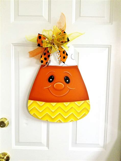 25 best ideas about door hanger template on pinterest