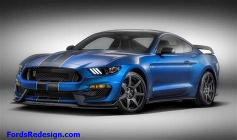 Shelby Gt500 2018 by 2018 Shelby Gt500 Could Easily Get Turbo V8 Carbuzz