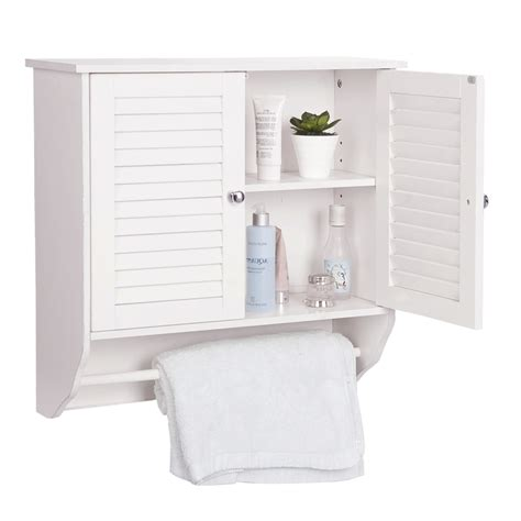 shutter tv wall cabinet white wooden mounted bathroom storage wall cabinet 2