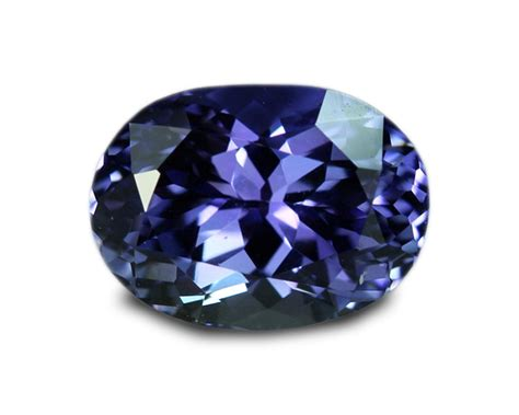 2 30 carats tanzanite gemstone oval ebay