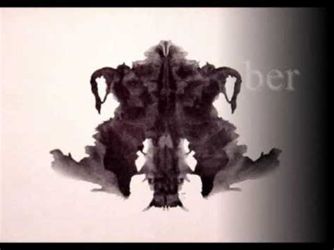 test macchie inchiostro rorschach inkblot test project for forensic psychology