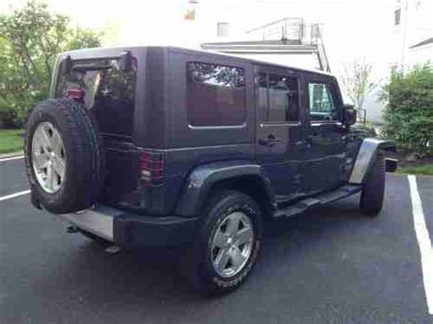 auto air conditioning repair 2008 jeep wrangler seat position control buy used 2008 jeep wrangler unlimited sahara 4x4 sport utility 4 door 3 8l in reading