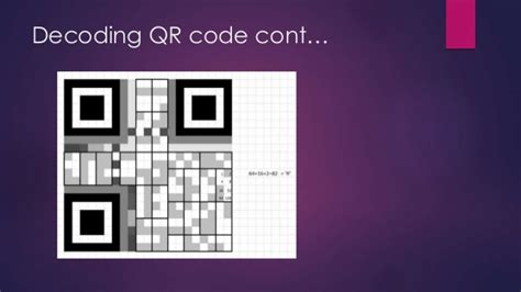 pattern recognition qr code a low pre processing system for low quality qr code