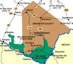brewster county map gif