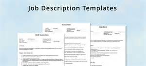 description templates description template hrvillage