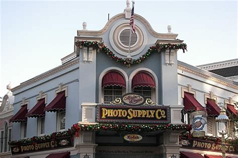 main street photo supply co (disneyland resort) mouseinfo