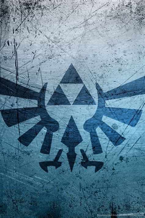 Link Triforce The Legend Of Princess Iphone All Hp Legend Of Iphone Wallpaper Wallpapersafari