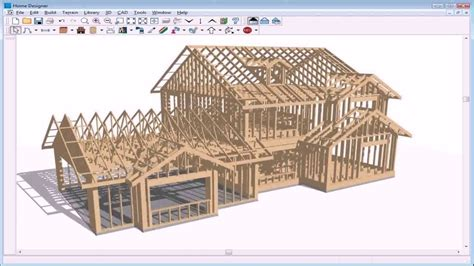 free home design software roof house roof design software free youtube