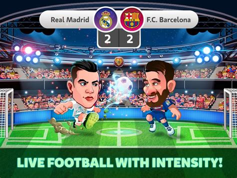 download game head soccer la liga 2016 mod head soccer la liga 2018 android apps on google play