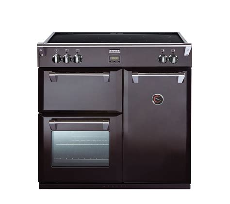 induction kitchen appliances buy stoves richmond 900ei electric induction range cooker black free delivery currys