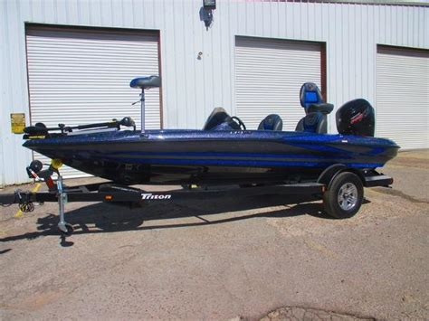 used triton boats for sale in texas triton new and used boats for sale