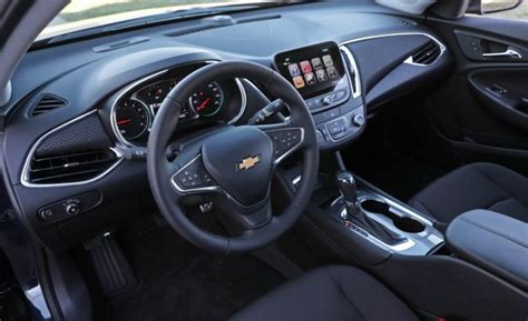 Chevy Malibu Interior Dimensions by Chevrolet Model Review 2017 2018 2017 2018 Best Cars Reviews