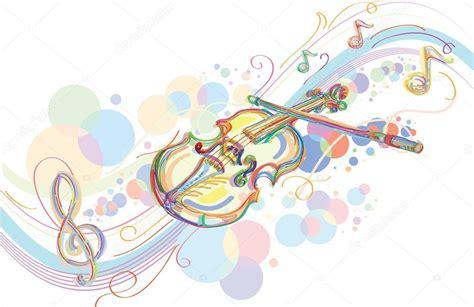 imagenes artisticas con escenas musicales art 237 stica viol 237 n y notas musicales archivo im 225 genes
