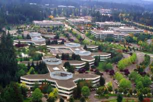 Microsoft redmond campus photo microsoft