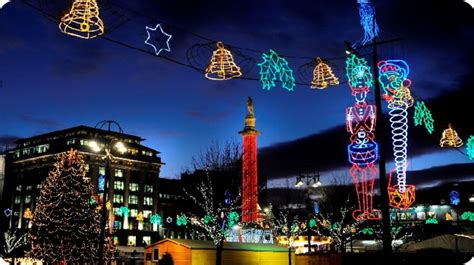 28 best christmas nights in glasgow george square