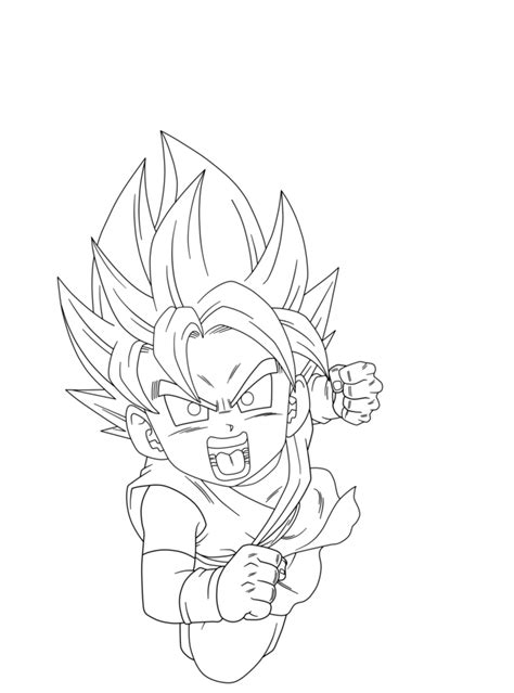 theme line super junior free evil goku free colouring pages