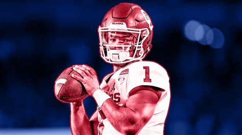 york giants qb kyler murray completely alters  nfl