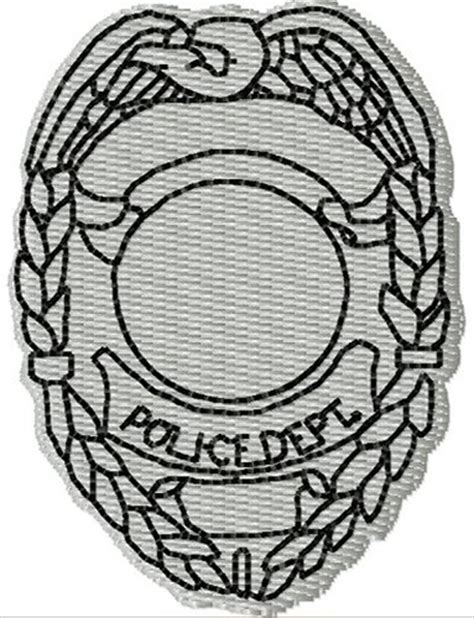 police badge images cliparts co