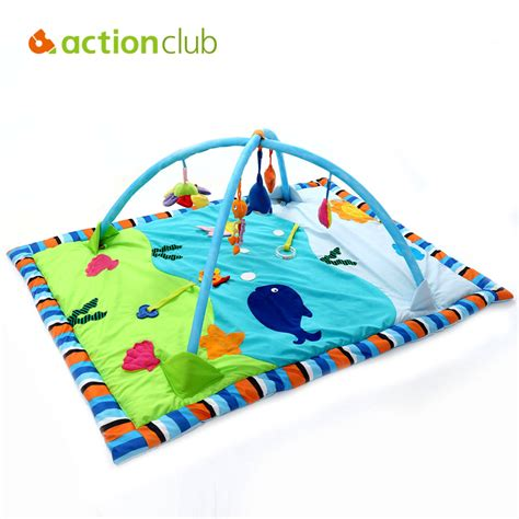 Baby Mat by Soft Baby Play Mat Musical Toys For Baby Play Rug