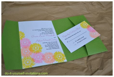 Come With Me Engagement Invites Yumsugar To Die For by Diy Gerbera Wedding Invitations
