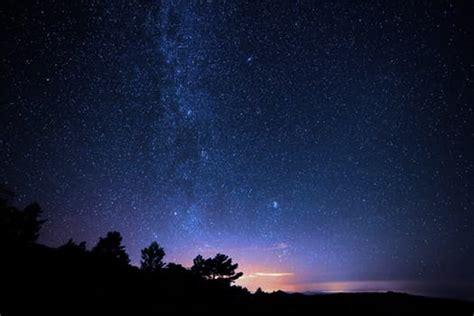 beautiful starry sky  pexels  stock