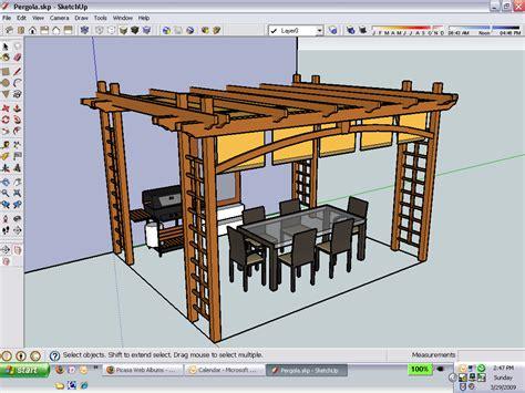layout sketchup para que sirve dise 241 o de jardines y exteriores con google sketchup