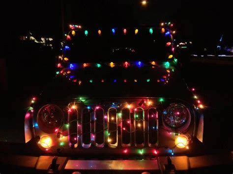 jeep christmas lights 178 best cars images on pinterest auto accessories