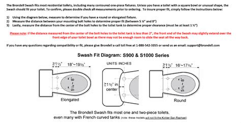 Bidet Dimensions by Bidet Style Toilet Seats