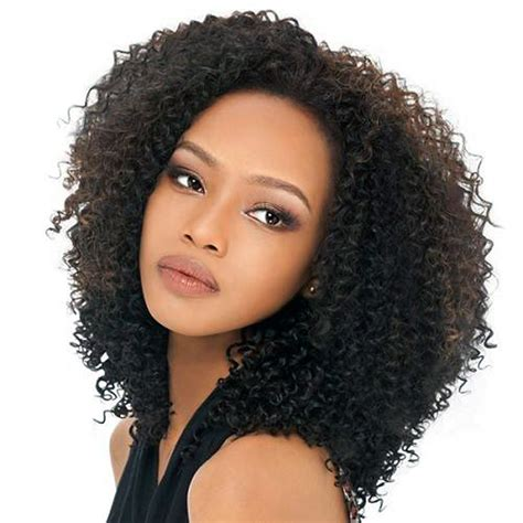 black girl hairstyles no weave curly weaves for black women 2013 inofashionstyle com