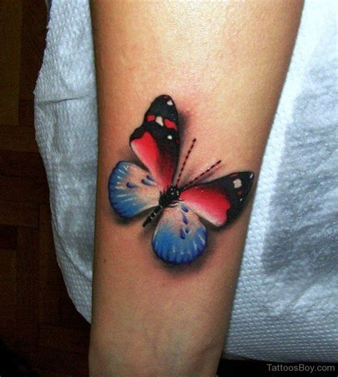 colorful butterfly tattoo designs butterfly tattoos designs pictures page 8