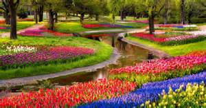 Most Beautiful Flower Garden 13 Of The Most Beautifully Designed Flower Gardens In The World