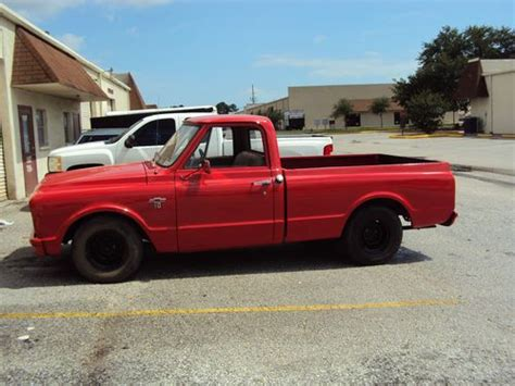 used chevy truck beds sell used 1967 chevy c 10 short bed pickup truck in saint