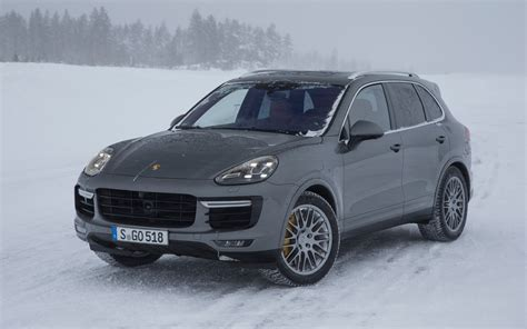 porsche suv turbo comparison porsche cayenne turbo 2017 vs jeep grand
