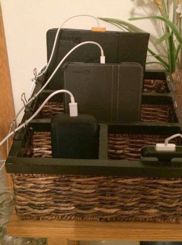 the most beautiful charging station for electronics the house ideas charging station organizer ideas for phones other