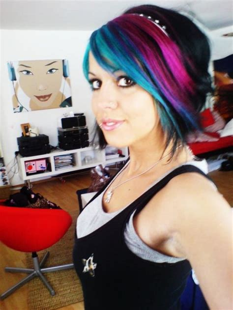 emo hairstyles and colors hair tattoo lifestyle colors hairstyle for emo vana venom
