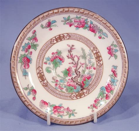 classic china patterns royal doulton indian tree vintage bone china tea cup and