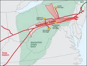 eastern pipeline map eastern appalachia to market wikimarcellus