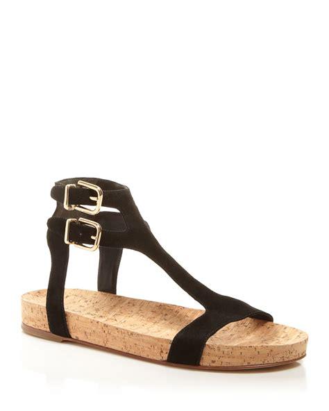 via spiga sandals lamuela in black lyst