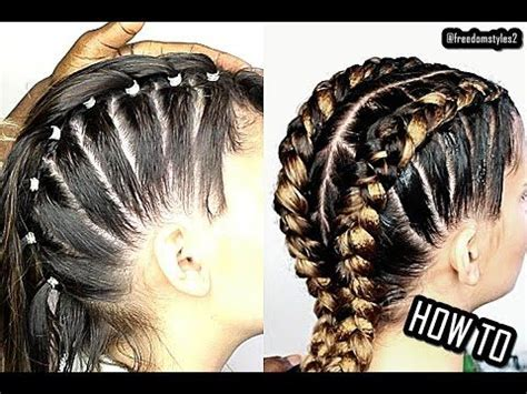 how to cornrow hair for beginners 21 best cornrow how to styles images on pinterest braid