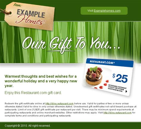 Green Gift Cards - gift card templates bdx connect