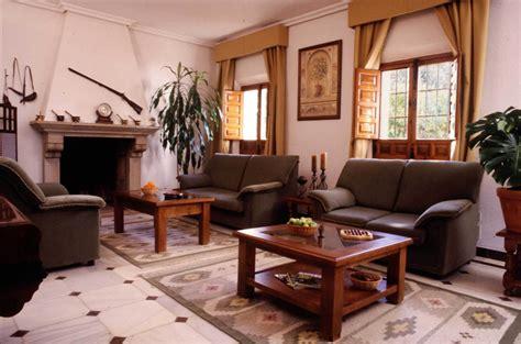 decoracion interior de casas interiores de la casa rural interiores