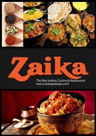 Zaika Indian Restaurant, Pattaya   Restaurant Reviews
