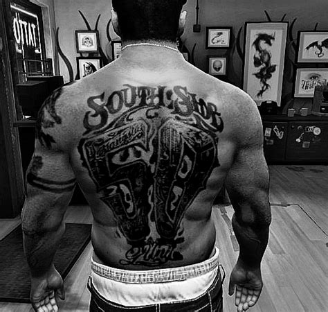 50 cent back tattoo all 50 cent tattoos for franklin gta5 mods