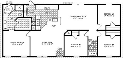 jacobsen manufactured homes floor plans gurus floor