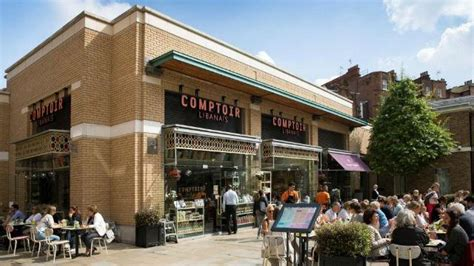 comptoir chelsea comptoir libanais food and drink visitlondon
