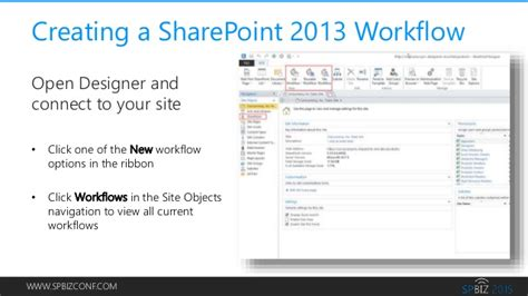 how to create a workflow in sharepoint 2013 drew madelung sp designer workflows sp biz