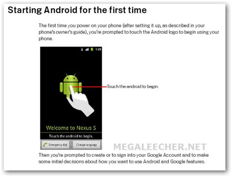 google android operating system download download official google android 2 3 gingerbread user