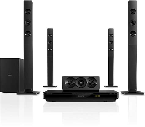 Home Theater Philips Htd3510 5 1 3d home theater htb3570 40 philips